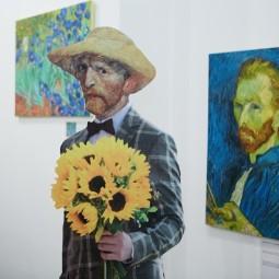 Выставка «Неизвестный Ван Гог»