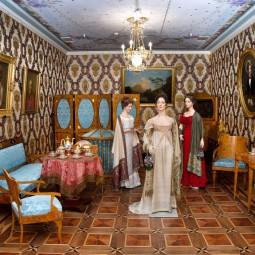 День города Москвы в галерее Ильи Глазунова 2021