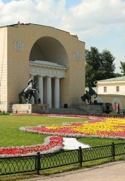 Усадьба князей Голицыных «Влахернское — Кузьминки»
