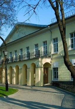 Дом Н.В. Гоголя — мемориальный музей и научная библиотека