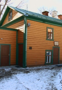 Музей-усадьба Льва Толстого в Хамовниках