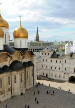 Государственный музей-заповедник «Московский Кремль»