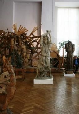 Творческая мастерская С.Т. Коненкова
