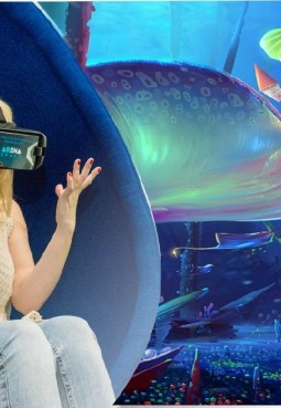 Парк виртуальных развлечений ARena Space