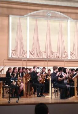 Гнесинский концертный зал на Поварской