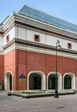 Инженерный корпус Третьяковской галереи