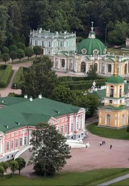 Государственный музей керамики и «Усадьба Кусково XVIII века»