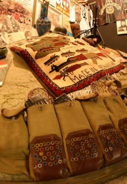 Выставочный зал истории войны в Афганистане