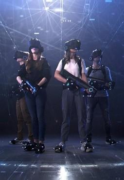 Клуб виртуальной реальности Another World