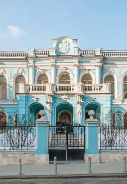 Усадьба Салтыковых-Чертковых