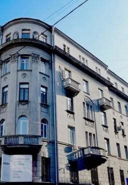 Галерея-мастерская «ГРАУНД Солянка»