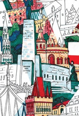 V Фестиваль анимации Вышеградской четверки «А4». Основная программа