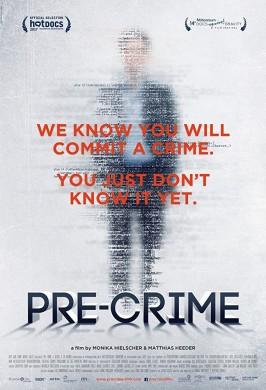 Pre-Crime: Потенциальные преступники