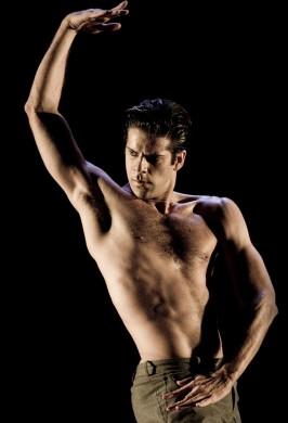 Марсело Гомес: Анатомия танцовщика