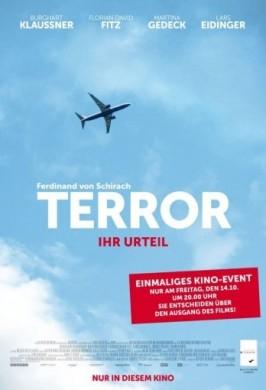 Террор — приговор выносите вы