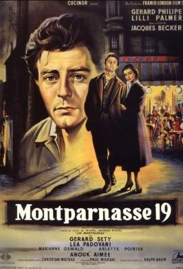 Монпарнас, 19