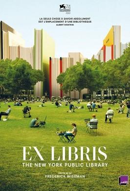 Экслибрис: Нью-Йоркская публичная библиотека
