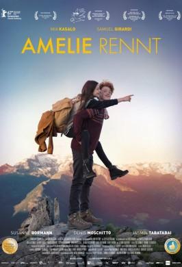 Амели бежит