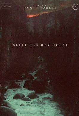 Сон объял ее дом