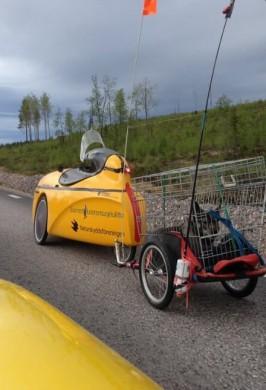 EcoCup: Арктический велонавт + Альтернативный транспорт
