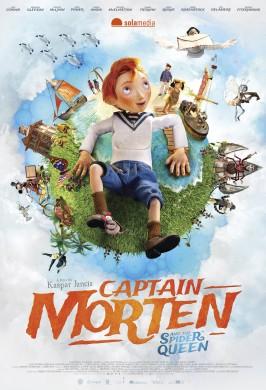 Капитан Мортен и королева пауков