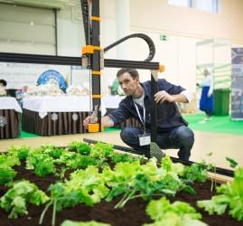 Выставка «Месяц робота-огородника в Аптекарском огороде» 2017