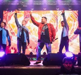 Концерт группы «Руки Вверх!» 2019