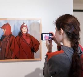 Выставка «Молодежные «униформы» Москвы»