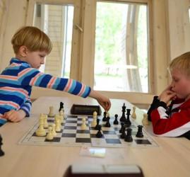 Международный день шахмат на ВДНХ 2019