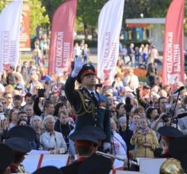 Сезон концертов «Военные оркестры в парках» 2017