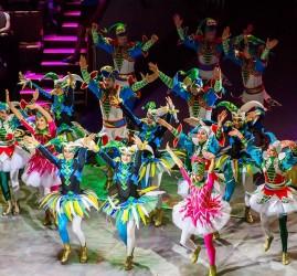 Всемирный фестиваль циркового искусства «ИДОЛ-2017»