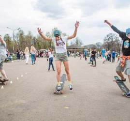 Бесплатные занятия налонгборде вМоскве 2017