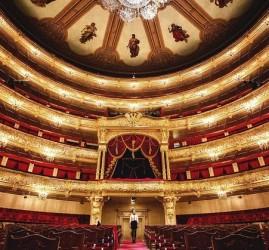 Гала-концерт «Ла Скала & Большой театр» 2018