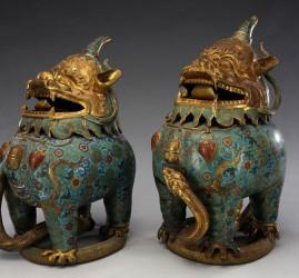 Выставка «Сокровища императорского дворца Гугун. Эпоха процветания Китая XVIII века»