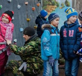 День Защитника Отечества в Перовском парке 2018