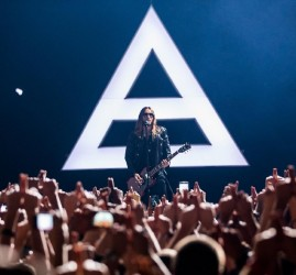 Концерт группы «Thirty Seconds To Mars» 2018