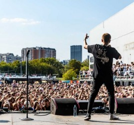 Рэп-фестиваль «Rhymes Show» 2019