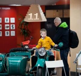 Лето в Музее автомобильных историй