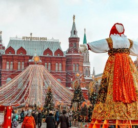 Фестиваль «Московская Масленица» 2020