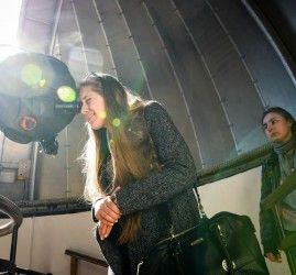Открытие сезона в Народной Обсерватории Парка Горького 2017