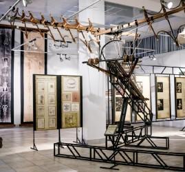 Выставка изобретений «Леонардо да Винчи 2019 год – 500 лет наследию да Винчи»