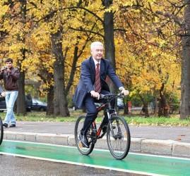 Акция «На работу на велосипеде» 2017