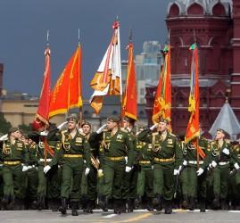 Парад Победы 2020 в Москве