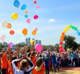Праздник в честь 135-летия Корнея Чуковского