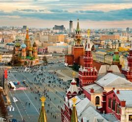 Экскурсия по крышам Москвы «А из нашего окна Площадь Красная видна»