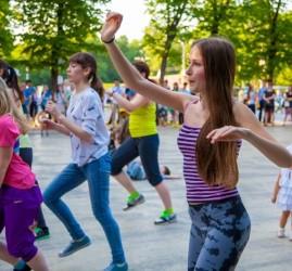 Бесплатные мастер-классы по танцам в парках Москвы 2019