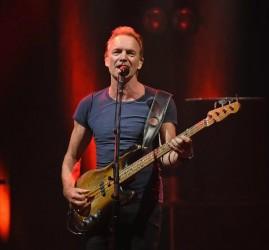 Концерт Sting 2020