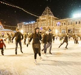 ГУМ-Каток на Красной площади 2016