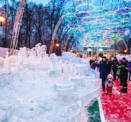 Ледяная галерея «Полярная звезда» 2016