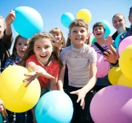 День защиты детей на Цветном бульваре 2019